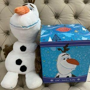 Disney Frozen Olaf Scentsy Buddy New in Box